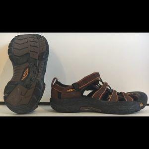KEEN Women's Sz 8 Adjustable Strap Sandals